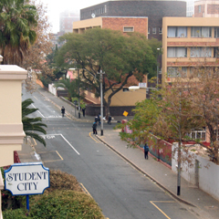 Beria neighbourhood, Johannesburg. Photo: Raven E. Brown