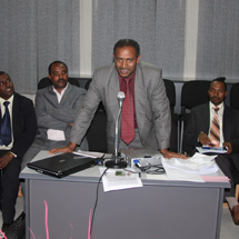 Deputy Mayor of Addis Ababa Kefyalew Azeze was elected chairperson of the Ethiopian Cities Network.