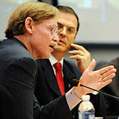 World Bank President Robert Zoellick at the Urban Sector Mayors' Dialogue.