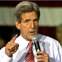 Sen. John Kerry (D-Massachusetts)