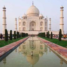 The Taj Mahal in Agra, India. Photo: UNESCO/M & G Therin-Weise