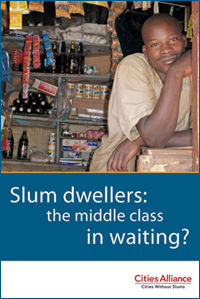 Slum dwellers: the middle class in waiting?