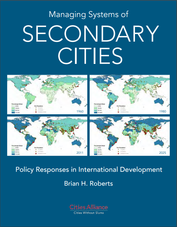 Managing Systems of Secondary Cities Book