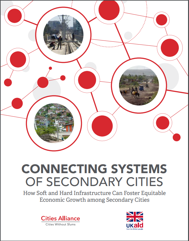 Connecting system of secondary cities book