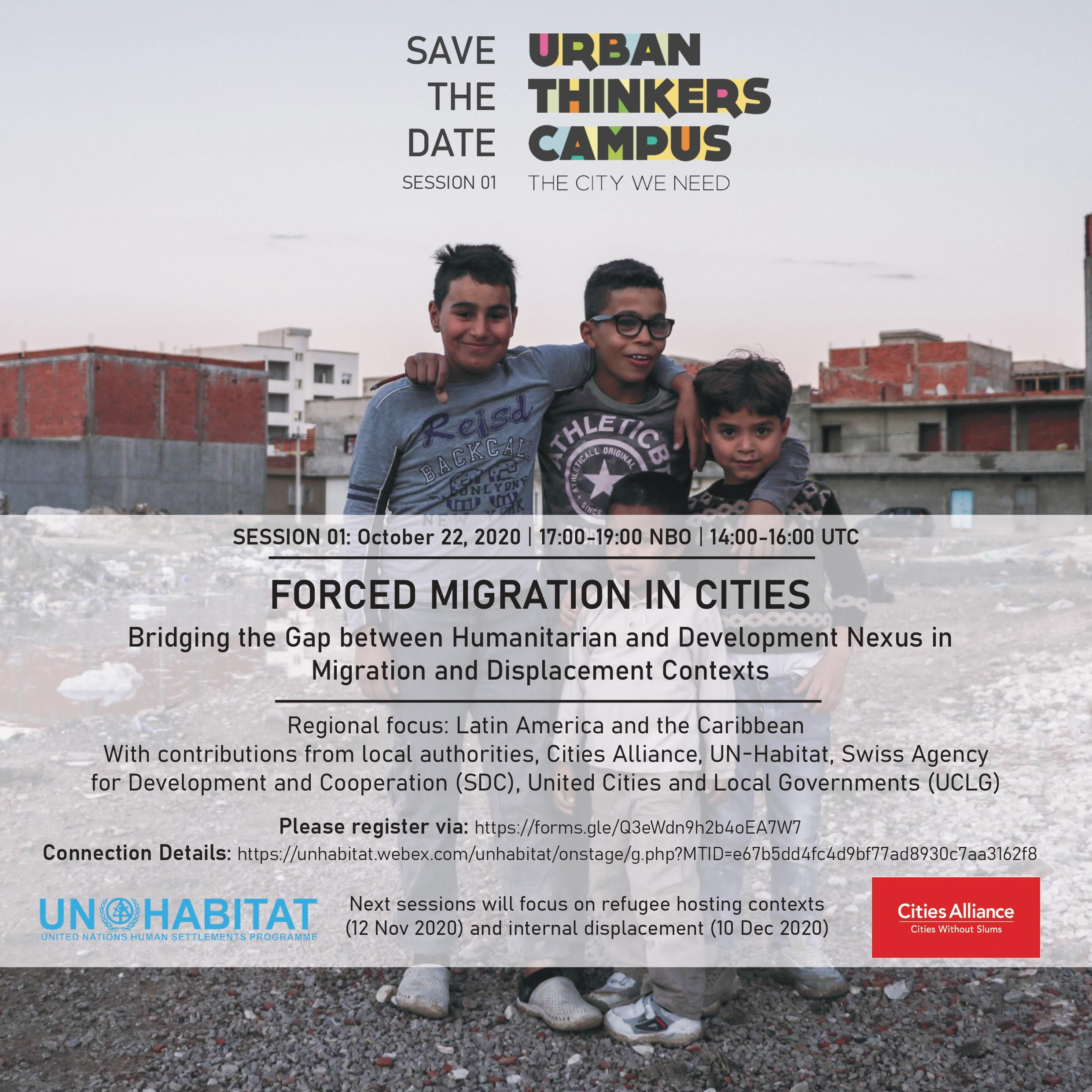 Cities Alliance Migration